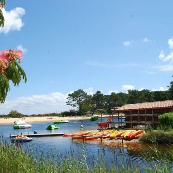 Camping Les Viviers **** : Fritid