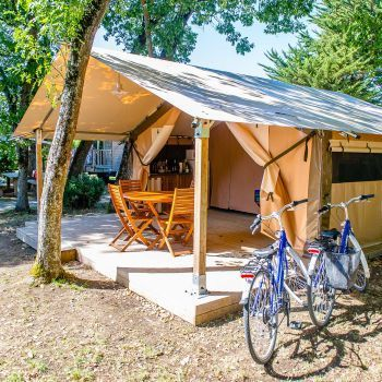 Camping Oléron **** : Locations