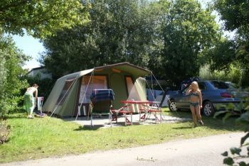 Camping Pyla Camping *** : Emplacements