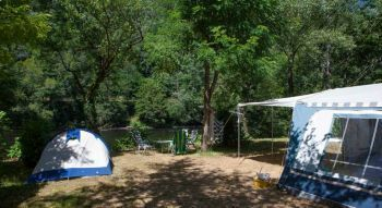 Camping Soleil D'Oc **** : Pitches