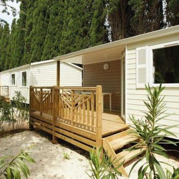 Camping Soleil Levant  **** : Locations
