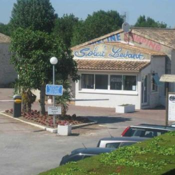 Camping Soleil Levant  **** : Services
